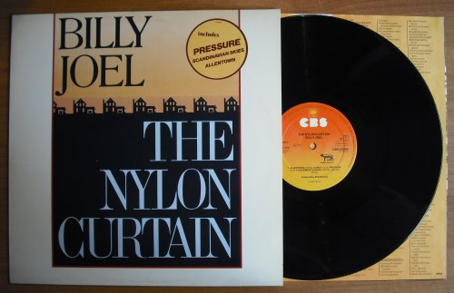 JOEL, BILLY - The Nylon Curtain (used)