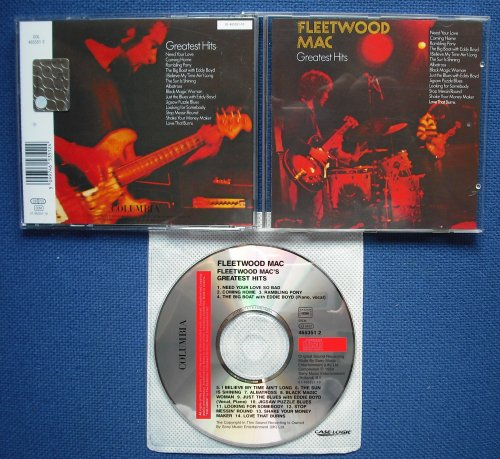 FLEETWOOD MAC - Greatest Hits (used)