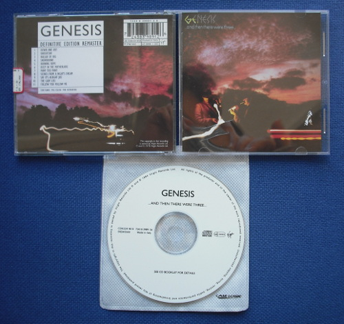 GENESIS - And Then There Were Three (used)