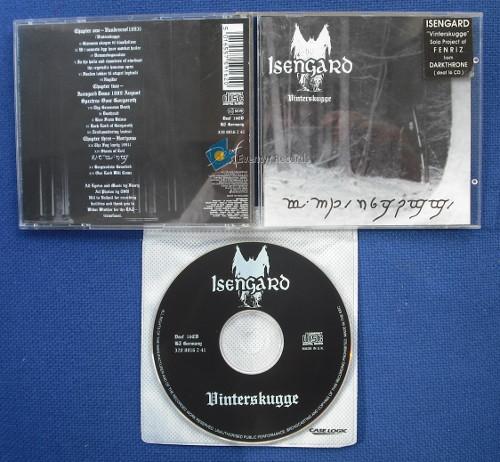 ISENGARD - VINTERSKUGGE (used) - CD
