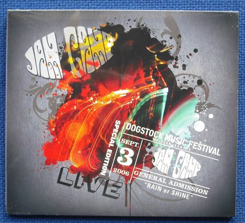 JAM CAMP - Live (digipack (used))