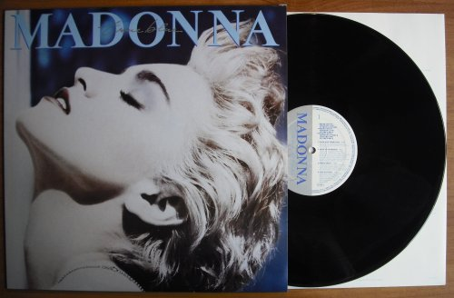 Madonna True Blue Records Lps Vinyl And Cds Musicstack