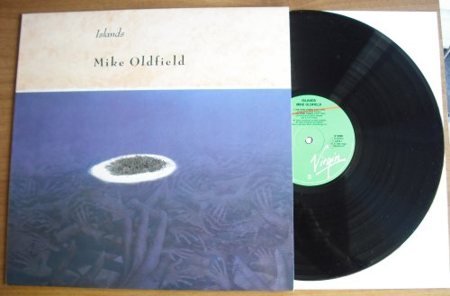 OLDFIELD, MIKE - Islands (used)