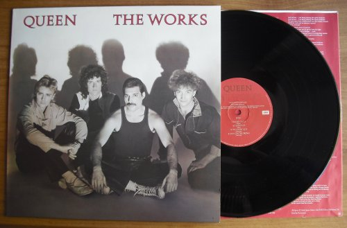 QUEEN - The Works (used)