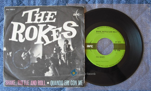 The Rokes Shake Rattle And Roll Quando Eri Con Me