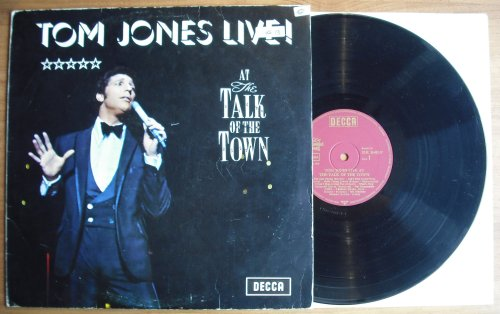 Tom Jones At This Moment Records Lps Vinyl And Cds
