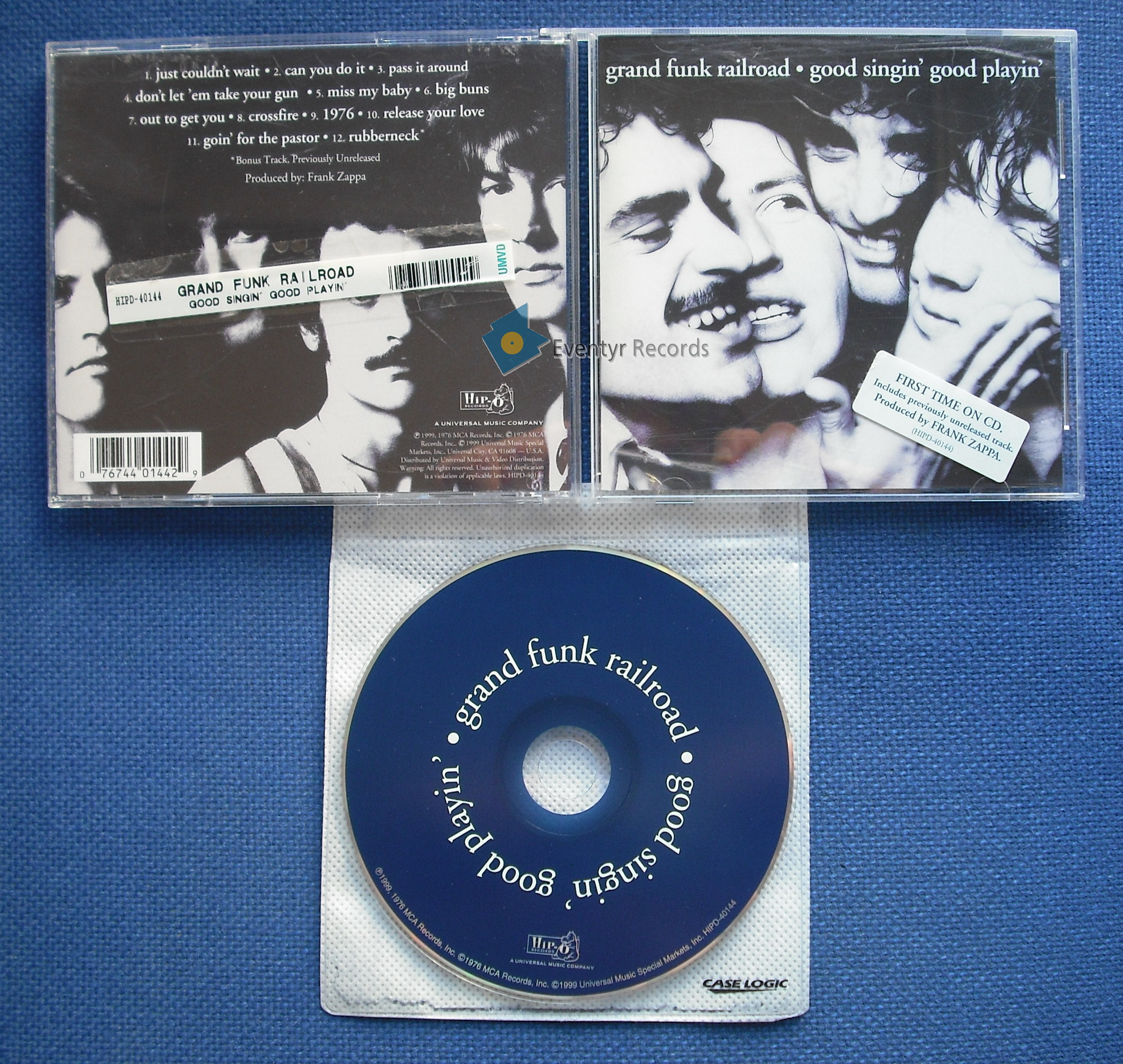 Grand Funk Railroad - Good Singin' Good Playin' (used)