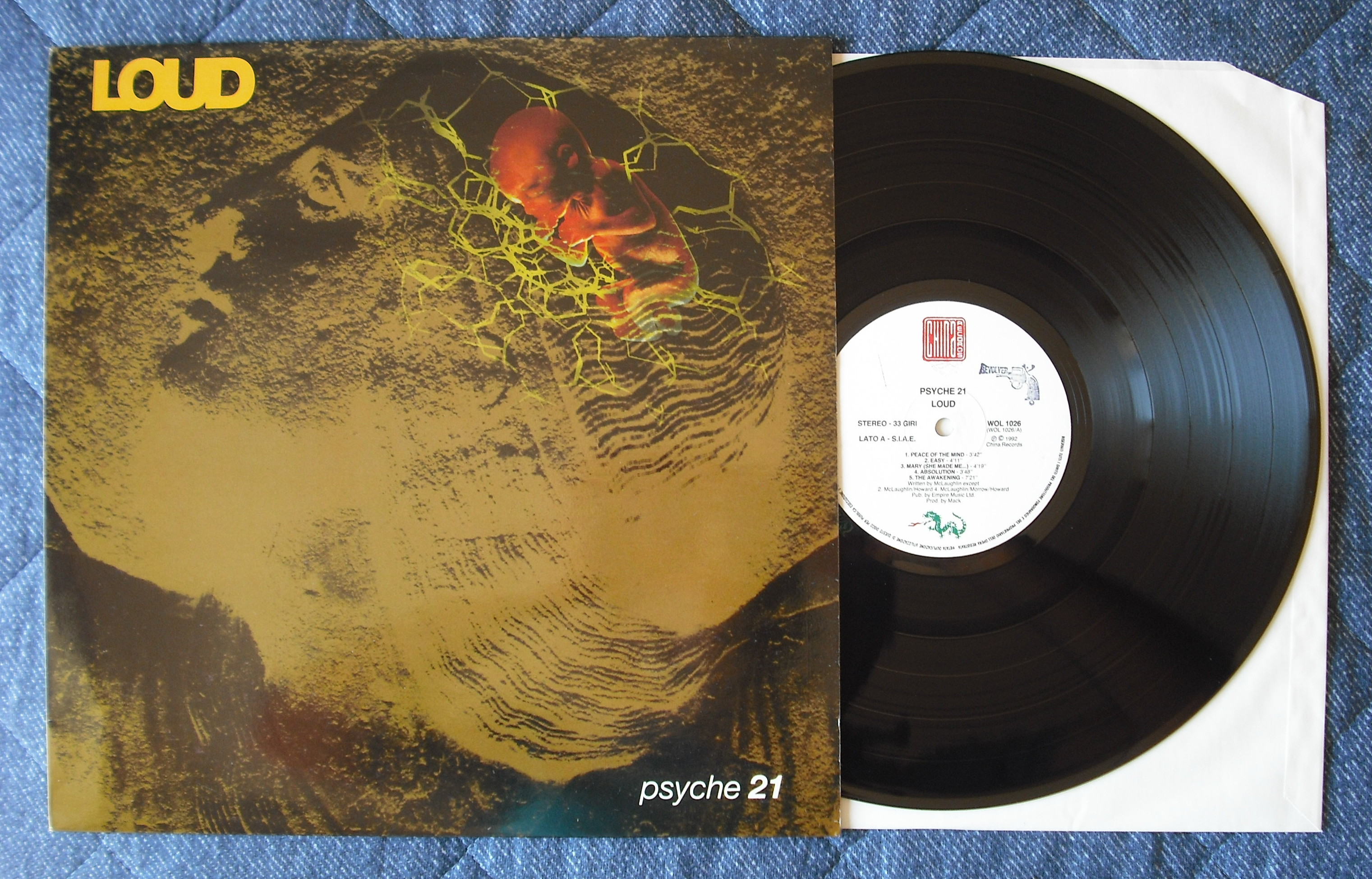 Loud - Psyche 21 Single